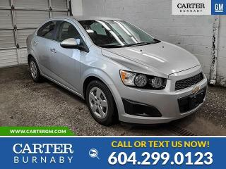 Used 2012 Chevrolet Sonic LT for sale in Burnaby, BC
