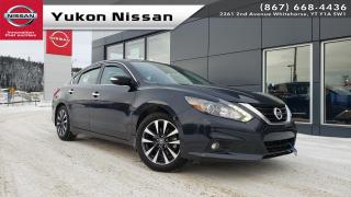 Used 2016 Nissan Altima 2.5 SL Tech for sale in Whitehorse, YT