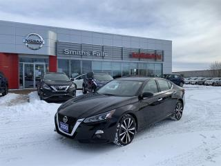 Used 2020 Nissan Altima Sedan 2.5 Platinum CVT for sale in Smiths Falls, ON