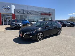 Used 2019 Nissan Altima Sedan 2.5 Platinum CVT for sale in Smiths Falls, ON