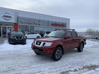 Used 2019 Nissan Frontier Crew Cab PRO-4X 4x4 at (2) for sale in Smiths Falls, ON