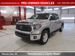 Used 2019 Toyota Tundra SR5 PLUS PACKAGE for sale in Moose Jaw, SK