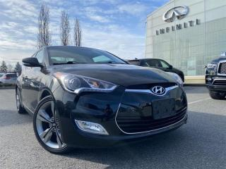 Used 2016 Hyundai Veloster Tech - DCT for sale in Langley, BC