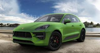 New 2021 Porsche Macan GTS for sale in Langley City, BC
