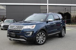 Used 2017 Ford Explorer Platinum for sale in Langley, BC