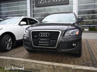 Used 2012 Audi Q5 3.2 Prem Tip qtro for sale in Richmond, BC