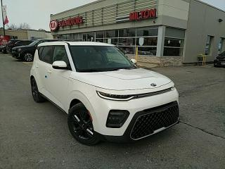 New 2021 Kia Soul EX+ for sale in Milton, ON