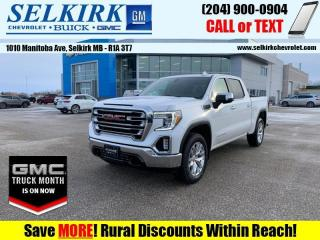 New 2021 GMC Sierra 1500 SLT  - Sunroof for sale in Selkirk, MB