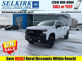 New 2021 Chevrolet Silverado 1500 LT Trail Boss for sale in Selkirk, MB