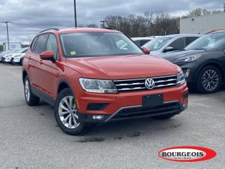 Used 2018 Volkswagen Tiguan Trendline HEATED SEATS, REVERSE CAMERA for sale in Midland, ON