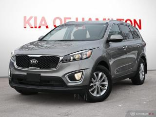 Used 2017 Kia Sorento 2.0L LX Turbo Brakes Cleaned and Serviced   Re-Alignment   Low KM for sale in Hamilton, ON