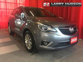 Used 2020 Buick Envision Essence AWD | Leather | Remote Start | Wi-Fi Equipped for sale in Listowel, ON