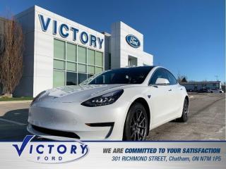 Used 2020 Tesla Model 3 Standard Range FULL SELF DRIVING | 3.99% | NAVIGATION for sale in Chatham, ON