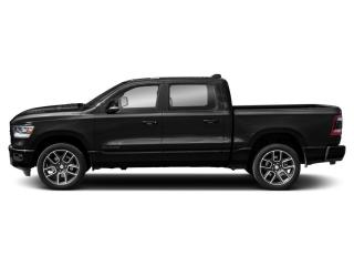 New 2021 RAM 1500 Sport  - HEMI V8 - Night Edition for sale in Surrey, BC