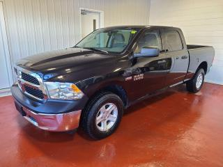 Used 2017 RAM 1500 ST Crew  4x4 for sale in Pembroke, ON