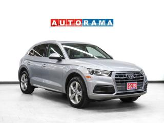 Used 2018 Audi Q5 Quattro Nav Leather PanoRoof 360 Camera for sale in Toronto, ON