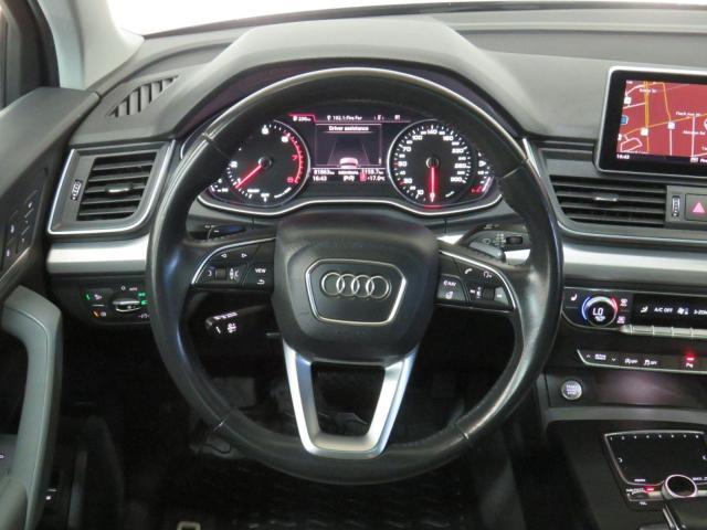 2018 Audi Q5 Quattro Nav Leather PanoRoof 360 Camera