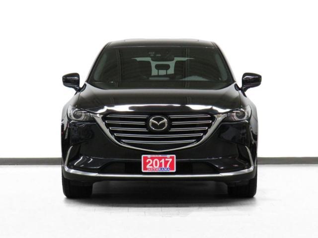 2018 Mazda CX-9 Signature AWD Nav Leather Sunroof Bcam