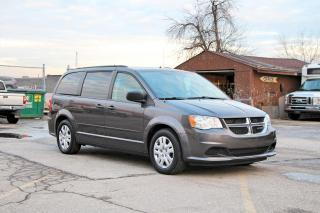 Used 2015 Dodge Grand Caravan SXT for sale in Brampton, ON