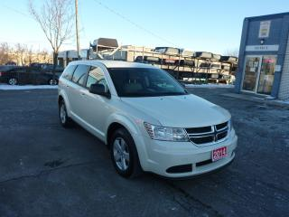 Used 2014 Dodge Journey Canada Value Pkg for sale in Kitchener, ON