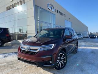 Used 2019 Honda Pilot Touring for sale in Edmonton, AB