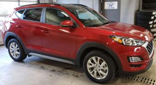 New 2021 Hyundai Tucson 2.0L AWD PREFERRED SUN AND LEATHER for sale in Port Hawkesbury, NS