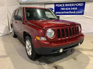 Used 2013 Jeep Patriot SPORT for sale in Peace River, AB