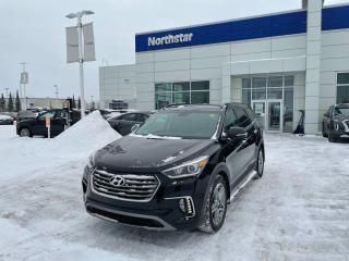 Used 2018 Hyundai Santa Fe XL XL LTD 6PASS/LEATHER/NAV/PANOROOF for sale in Edmonton, AB