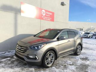 Used 2017 Hyundai Santa Fe Sport Limited for sale in Edmonton, AB