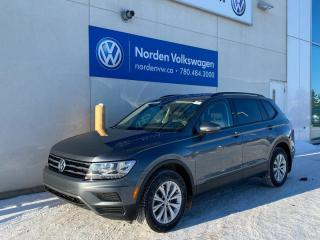 Used 2019 Volkswagen Tiguan TRENDLINE 4MOTION W/ CONVENIENCE PKG - VW CERTIFIED for sale in Edmonton, AB