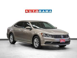Used 2017 Volkswagen Passat Trendline+ Backup Camera Heated Seats for sale in Toronto, ON