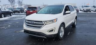 Used 2018 Ford Edge SEL for sale in Mount Pearl, NL