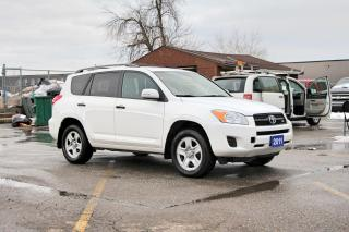 Used 2011 Toyota RAV4 BASE for sale in Brampton, ON