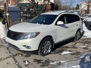 Used 2014 Nissan Pathfinder S for sale in Hamilton, ON
