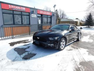 Used 2015 Ford Mustang V6|CONVERTIBLE|BACKUP CAMERA| for sale in St. Thomas, ON