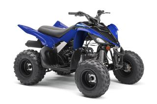 Used 2021 Yamaha RAPTOR 90 for sale in Tilbury, ON