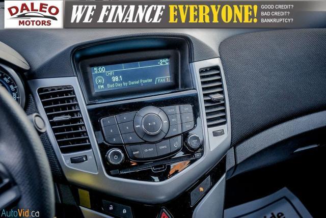 2012 Chevrolet Cruze LT TURBO w/1SA / MOON ROOF / ON STAR / Photo8