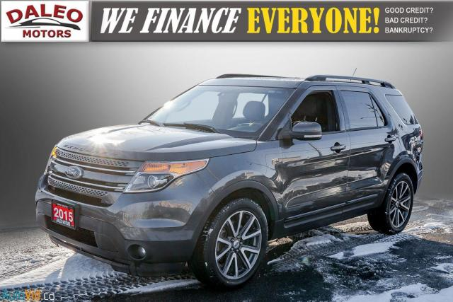 2015 Ford Explorer XLT / 7 PASSENGERS / PANO ROOF / NAVI / Photo4