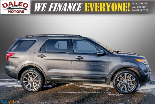 2015 Ford Explorer XLT / 7 PASSENGERS / PANO ROOF / NAVI / Photo9