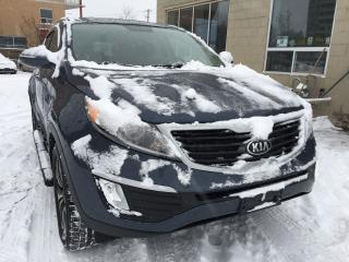 Used 2013 Kia Sportage LX for sale in Waterloo, ON