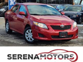 Used 2009 Toyota Corolla CE | AUTO | AC | CRUISE CONTORL | LOW KM for sale in Mississauga, ON
