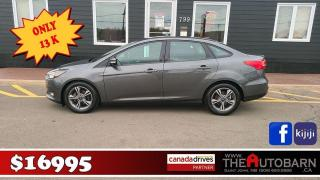 Used 2018 Ford Focus SE for sale in Saint John, NB