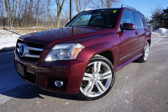2010 Mercedes-Benz GLK-Class 1 OWNER / LOW KM'S / NO ACCIDENTS / IMMACULATE SUV