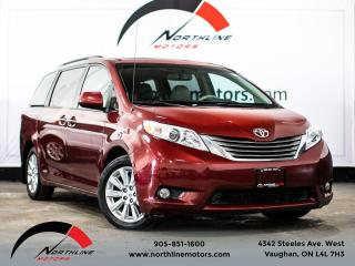 Used 2011 Toyota Sienna XLE/7 Passenger/DVD/Camera/Sunroof for sale in Vaughan, ON