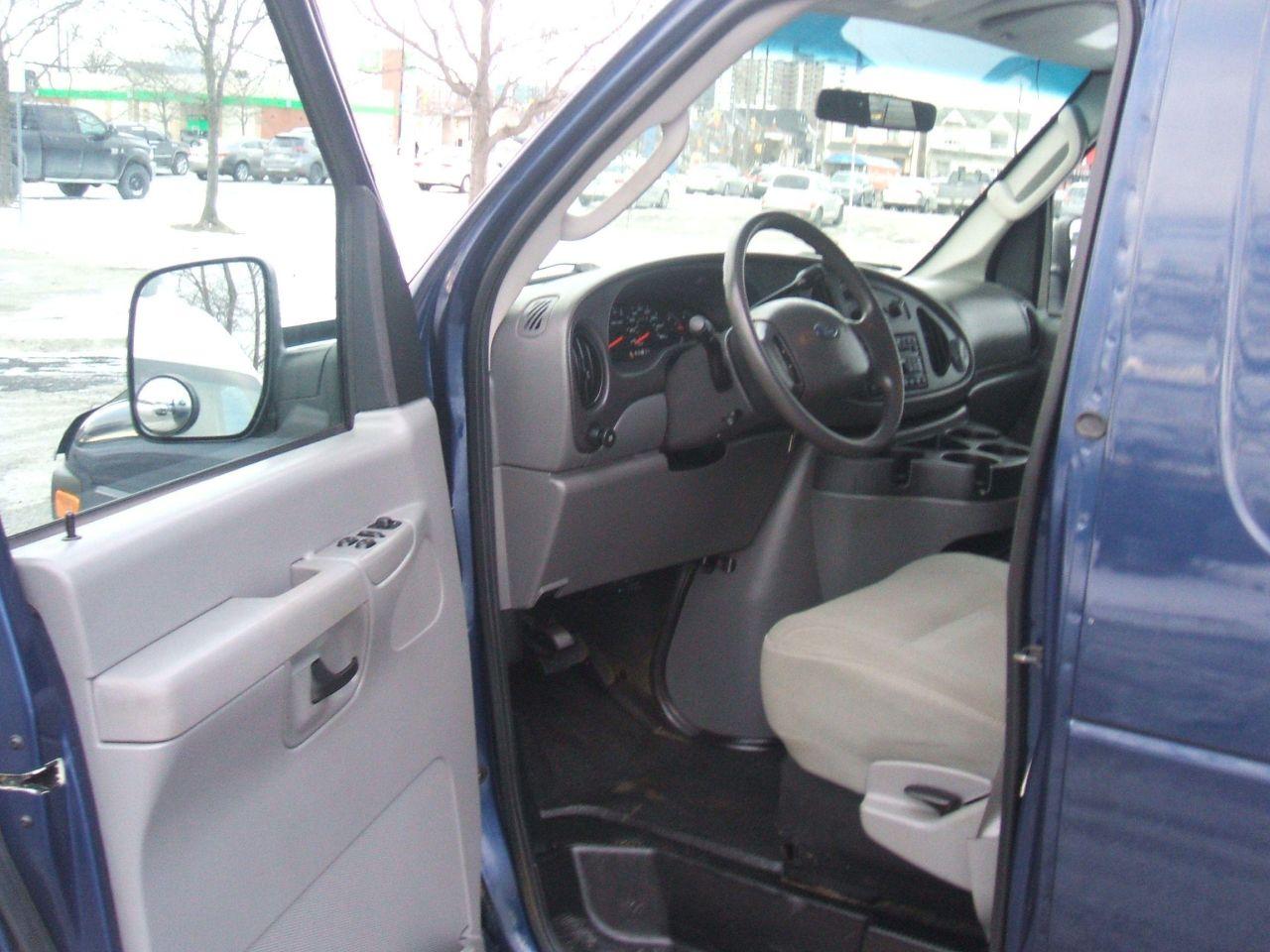 2008 Ford Econoline