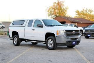 Used 2011 Chevrolet Silverado 2500 2500 HD LT for sale in Brampton, ON