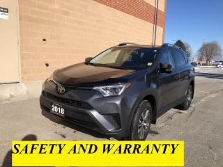 Used 2018 Toyota RAV4 LE/ FWD/ LOW KM for sale in Oakville, ON