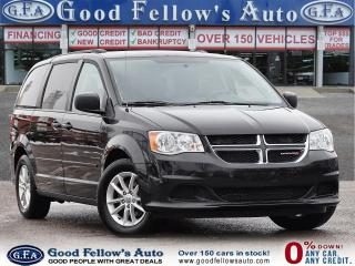 Used 2017 Dodge Grand Caravan SXT, 7PASS, POWER SEATS, NAVI, REARVIEW CAM, ALLOY for sale in Toronto, ON