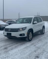 Used 2015 Volkswagen Tiguan COMFORTLINE for sale in Calgary, AB