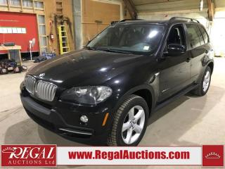 Used 2010 BMW X5 35D 4D UTILITY 3.0L for sale in Calgary, AB
